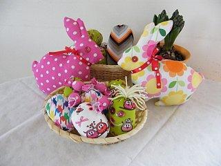 Velikonoční zajíčci a vajíčka zase trochu jinak
