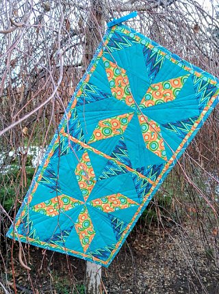 Patchwork snadno a rychle II.