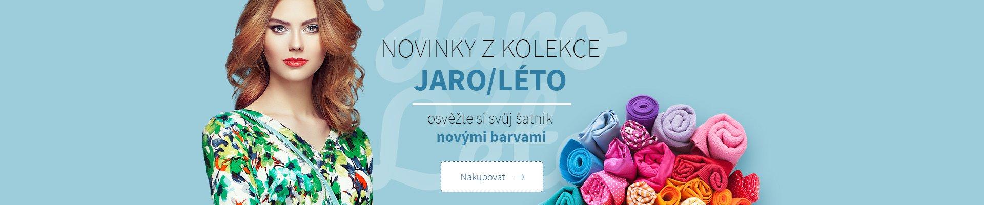 NOVINKY Z KOLEKCE JARO / LÉTO