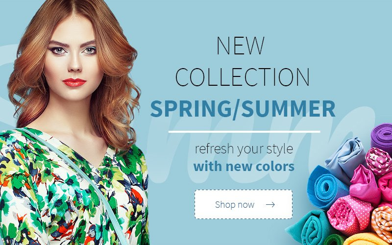 NEW COLLECTION SPRING / SUMMER