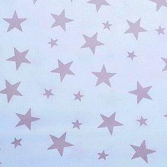 Bavlněný popelín s hvězdami e9eed3f3a0