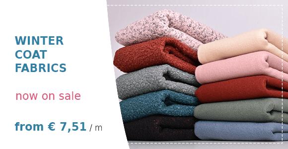 Winter Coat Fabrics