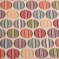 0b730c660e0f Dekoračná gobelínová látka s balónmi