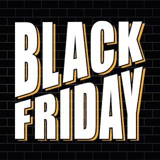 BLACK FRIDAY 20% slevy na prodejnách