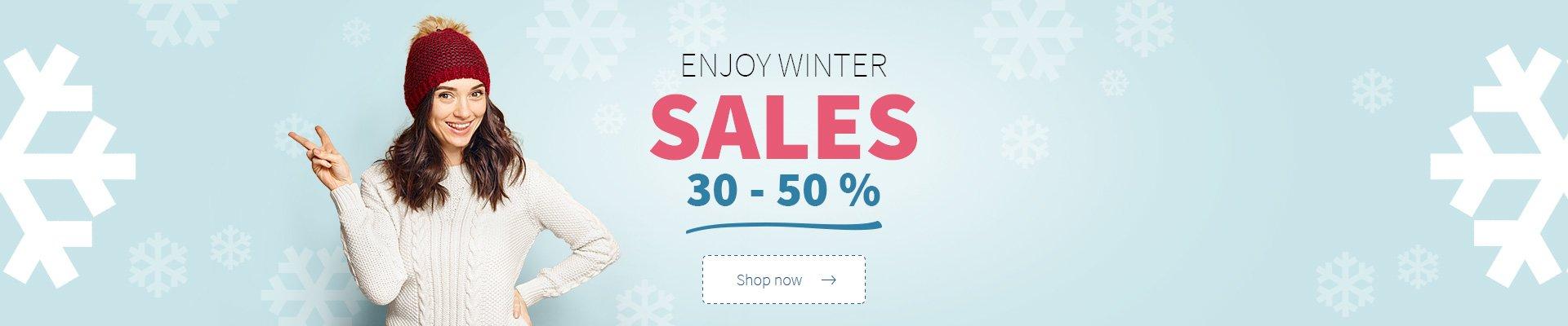 Winter discounts