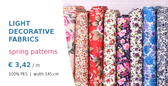 Decorative Fabrics PES