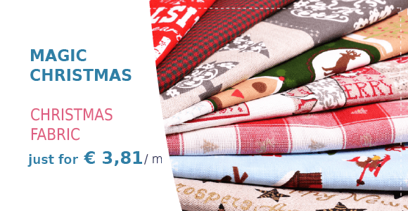 Christmas decorative fabrics 99, -