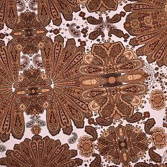 Úplet s kašmírovým vzorem a ornamenty 0764fe8ce94