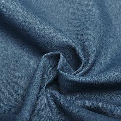 327d8b7b7d49 Len petrolejový modrý