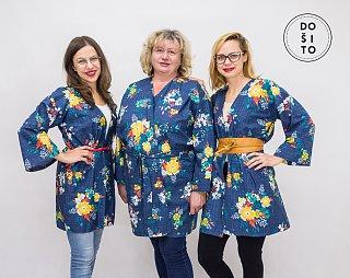 Dámské kimono