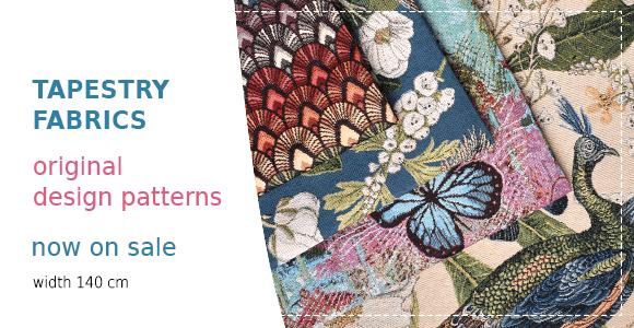 Tapestry Fabrics