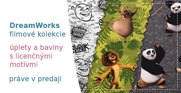 DreamWorks filmové kolekcie
