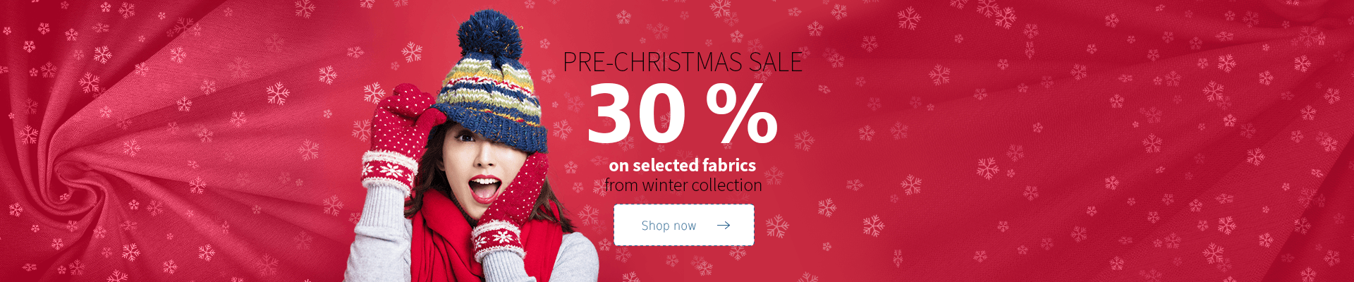 Pre-Christmas sales