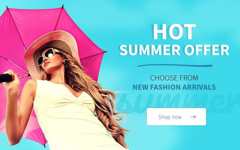 Hot Summer Offer