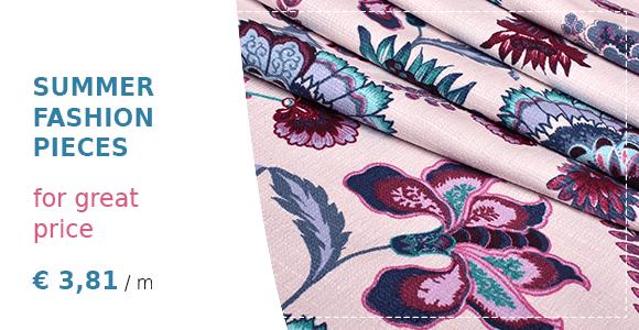 Summer Fashion Fabrics