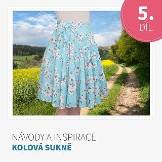 Diel 5. Kolesové sukne