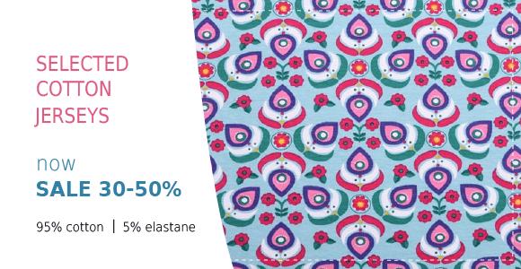 knits 30-50% (knits per week)