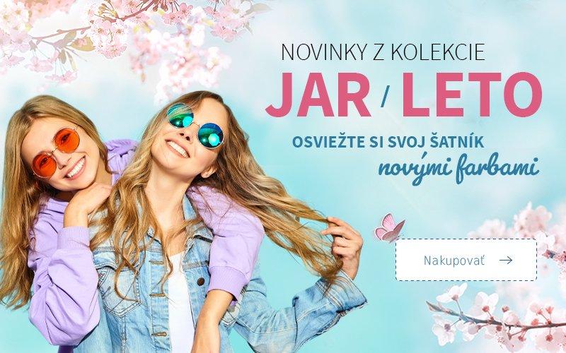 Novinky jar / leto