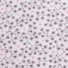cbacfa572157 Bavlna kolekcie Pressed Daisies so sedmokráskami