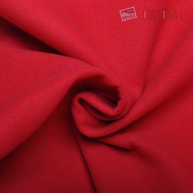 Umělý flauš červený ... 949ffb872e7