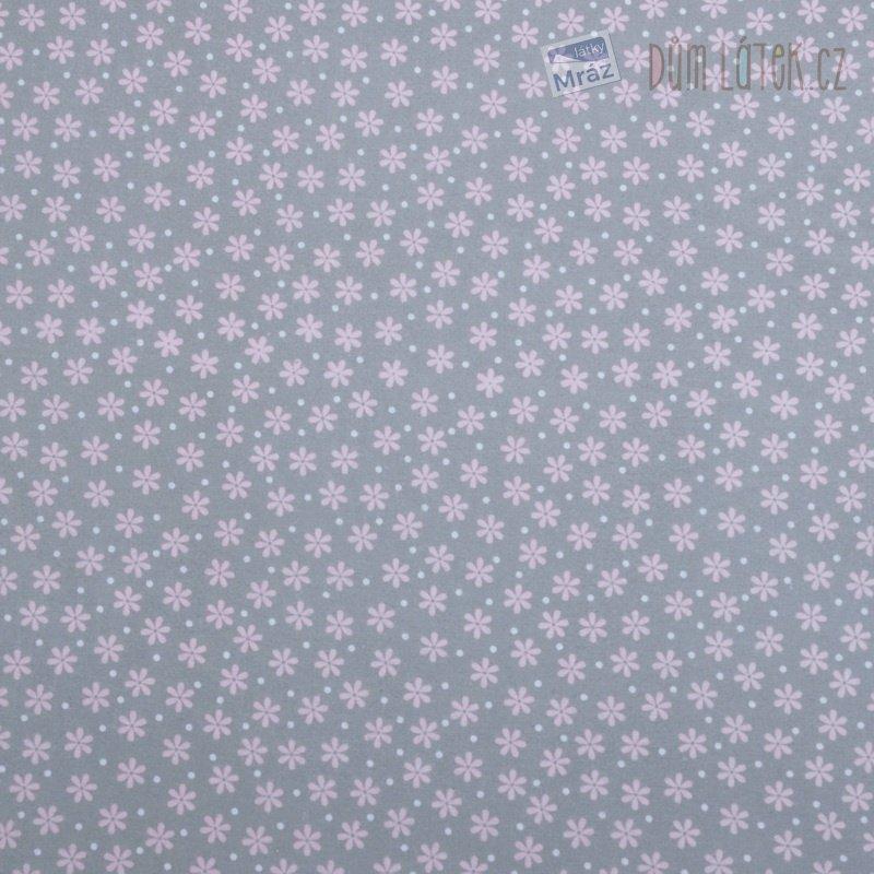Bavlněný flanel vzorovaný ... ae3e72d336d