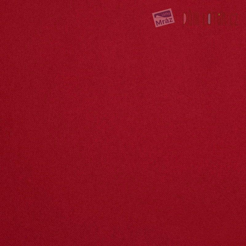 Vlněný flauš červený Vlněný flauš červený f8b0d1e899d