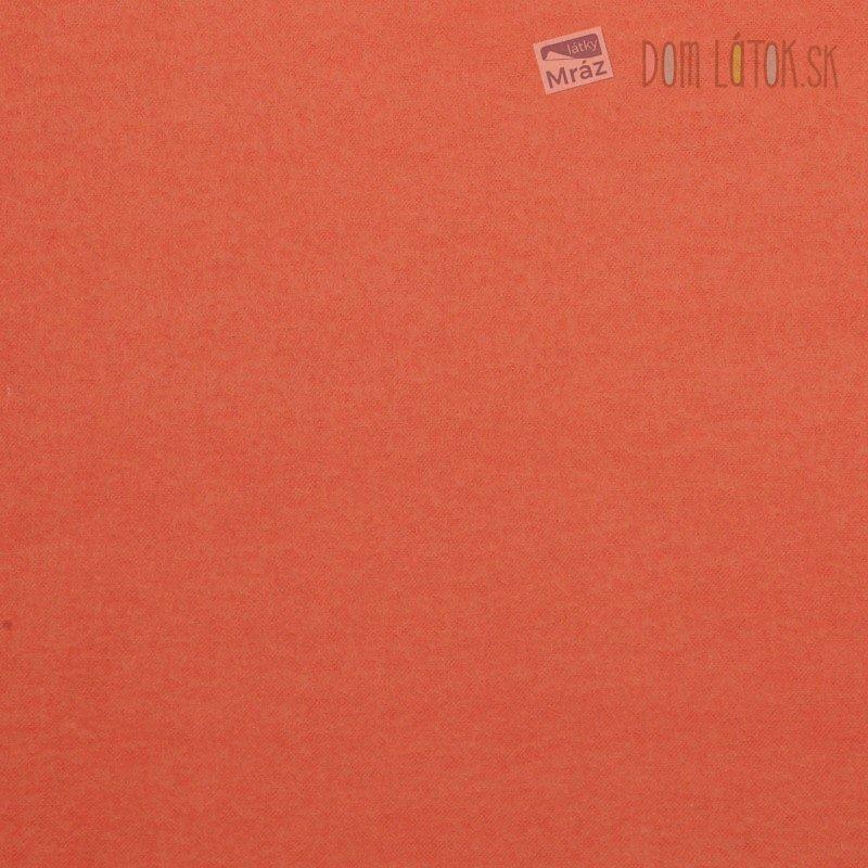 Bavlnený flanel oranžový   červený Bavlnený flanel oranžový   červený 9a2b949ffe1