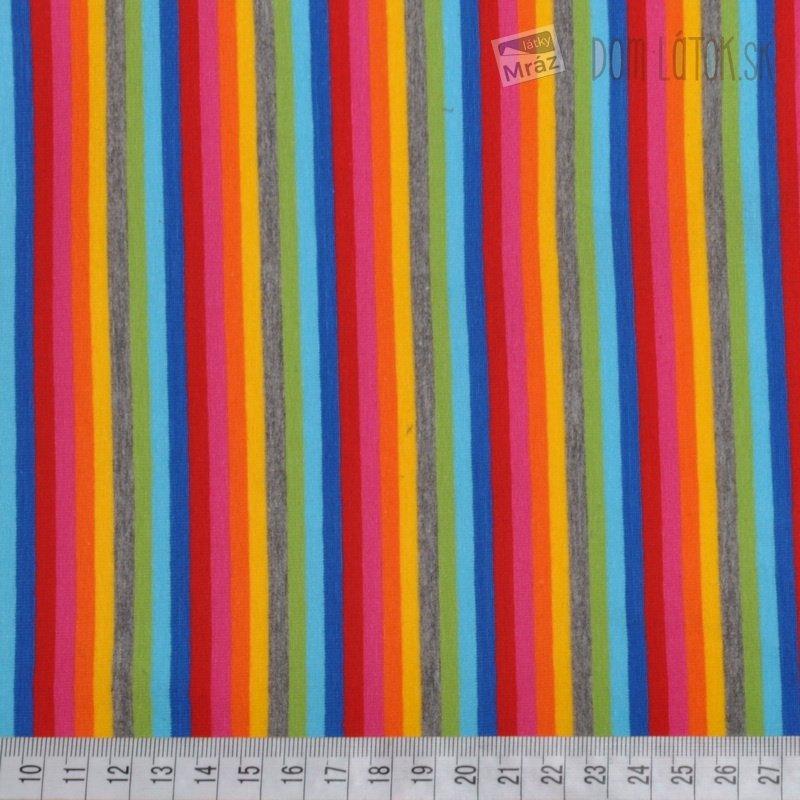 Úplet pruhovaný farebný Úplet pruhovaný farebný Úplet pruhovaný farebný af127ca67a1