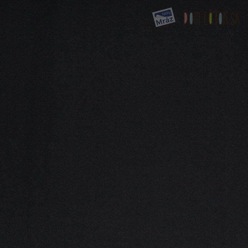 Kostýmová látka čierna - žoržet Kostýmová látka čierna - žoržet 05a5503a94e