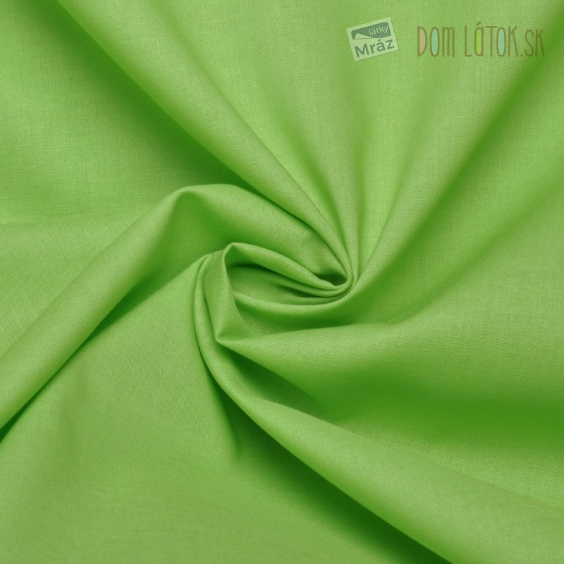 Bavlna sv.zelená 4035 Öko-Tex 100 ec97a3917a2