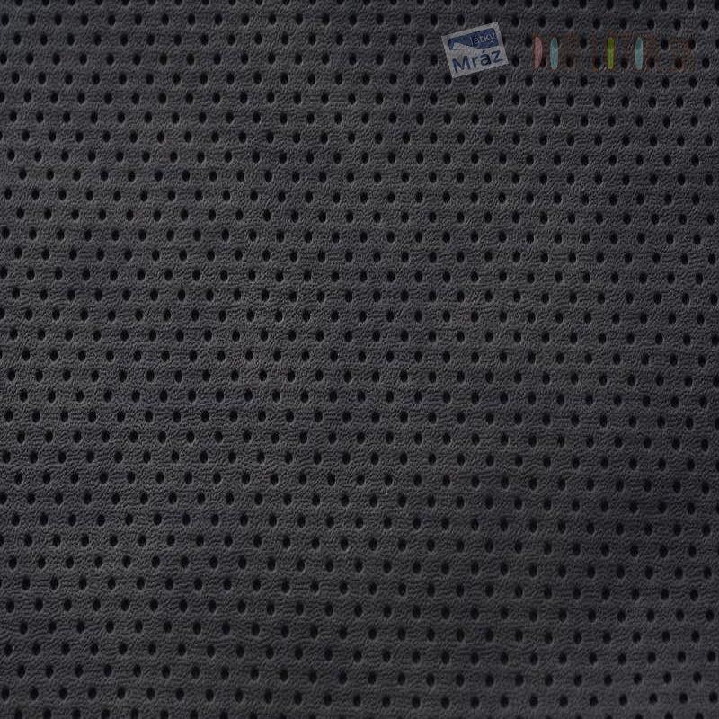 190b651e65c4 Poťahová látka koženka čierna   sivá dierkovaný