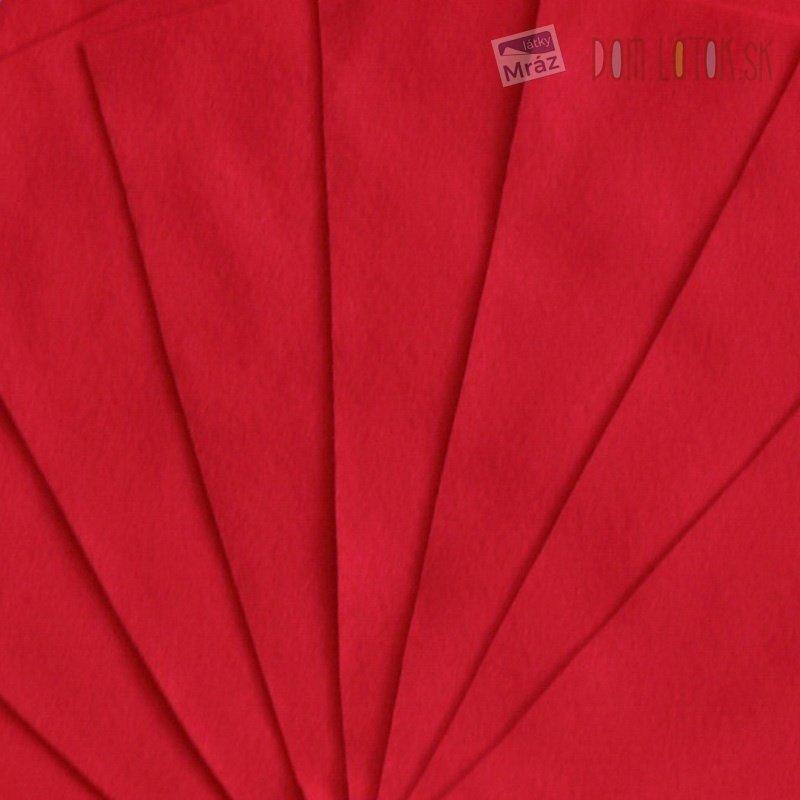 9db584e91 Filc červený | DomLátok.sk